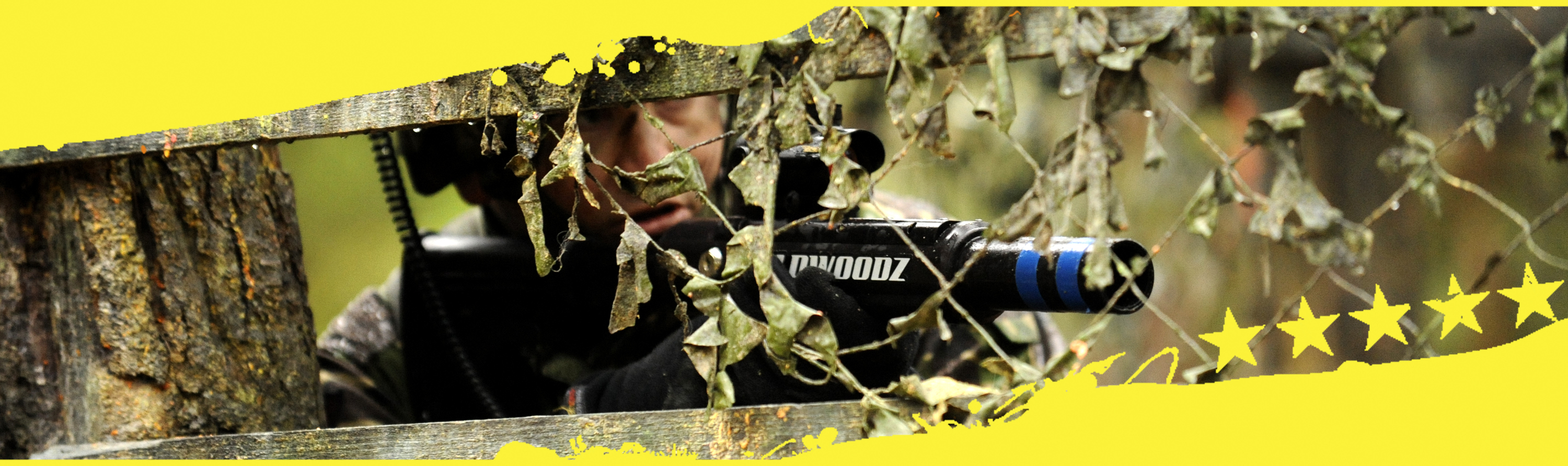We have created the Highlands most exciting outdoor activities venue! World class Paintball, Lasertag and Archery, Axe Throwing and Bushcraft